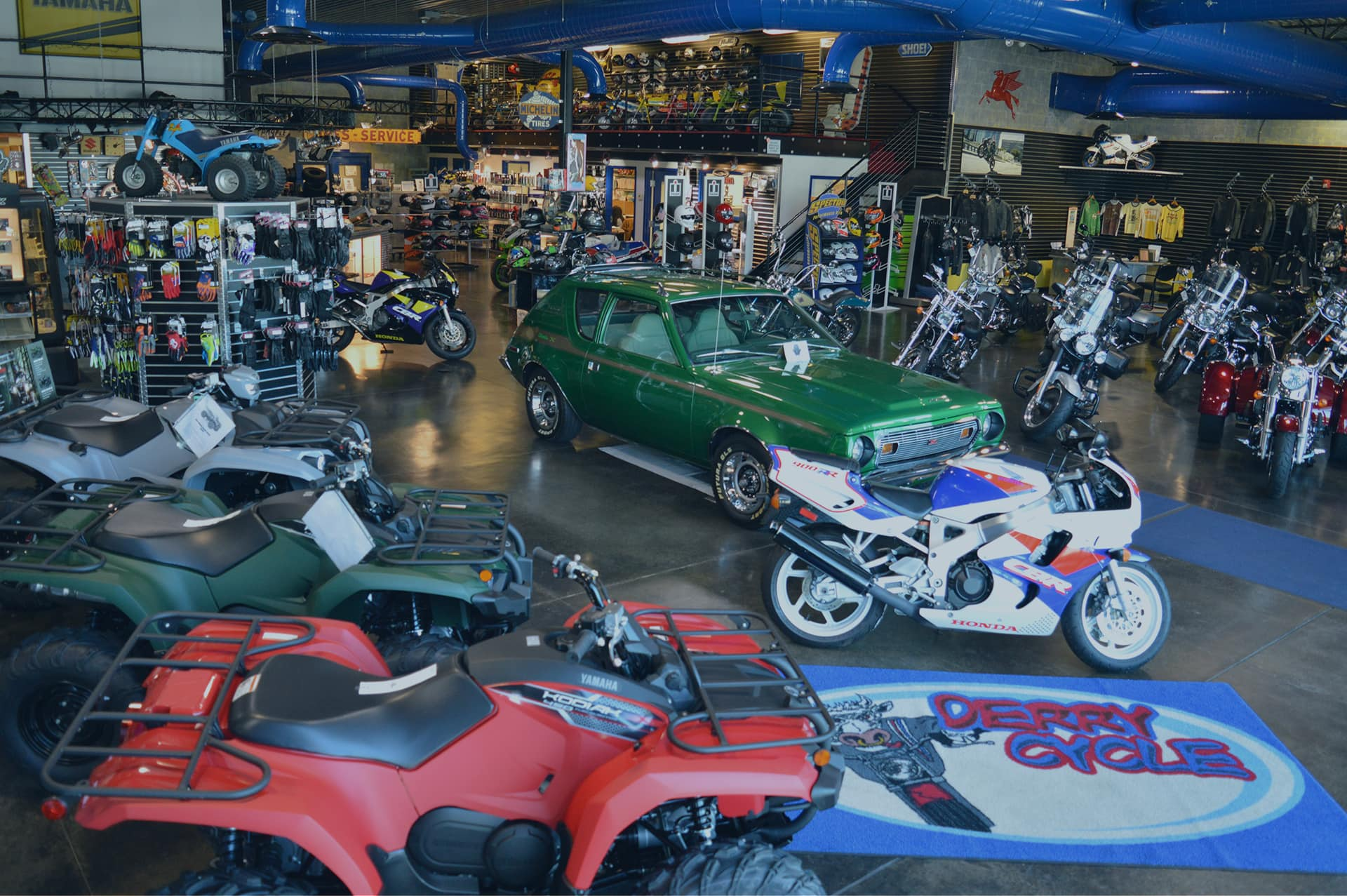 Explore New and Used Motorsports at Derry Cycle